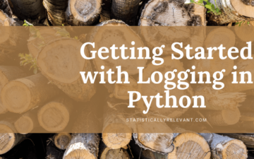 Post: python logging featured