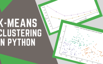 post kmeans clustering in python